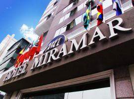 Hotel Miramar, spa hotel in Lima