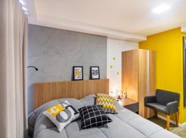 AYN004 - Luxuoso Studio no Centro, apartment in Curitiba