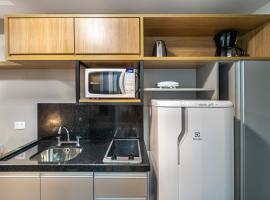 AYN007 - Studio Moscow - Central, apartment in Curitiba