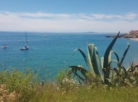 La perle marine, self catering accommodation in Sète