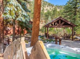 Boulder Brook on Fall River, self catering accommodation in Estes Park