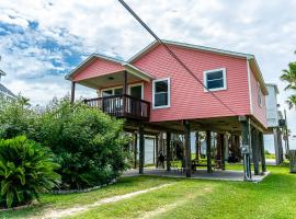 Toes in the Sand, vacation rental in Galveston