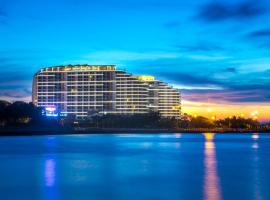 Haikou Bay Hengda Yige Holiday Condo Hotel, отель в Хайкоу
