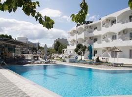 Lisabeth Apartments, отель в Фалираки