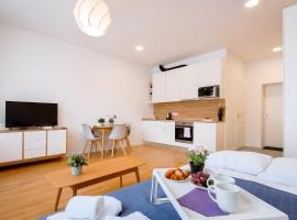 Residential Barona Apartments in Riga Centre, hotel in Riga