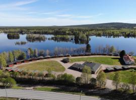 Saarituvat Cottages, loma-asunto Rovaniemellä