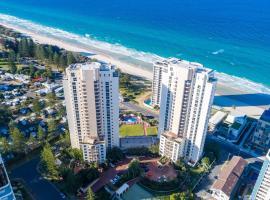 Xanadu Resort, serviced apartment in Gold Coast