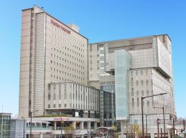 Takaoka Manten Hotel Ekimae, hotel in Takaoka