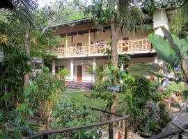 Happy Days Guest House, guest house in Ko Kood