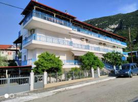 Hotel Dellis, hotel in Kamena Vourla