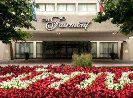 The Fairmont Winnipeg, hotel in Winnipeg