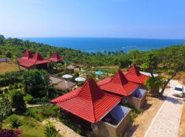 Mirabelle Joglo Village, hotel in Karimunjawa