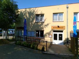 Hostel Sokol Troja, hostel in Prague