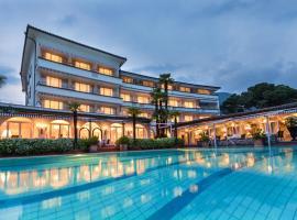 Parkhotel Delta, Wellbeing Resort, hotel in Ascona