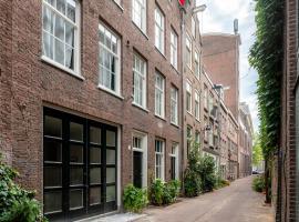 Heart of the city ROOM, appartamento ad Amsterdam