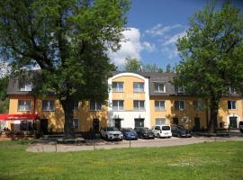 Hotel CK Park, hotel v destinaci Český Krumlov