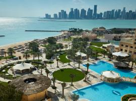 InterContinental Doha Hotel, hotel near Qatar International Exhibition Center, Doha