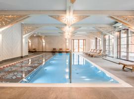 Aries Hotel & SPA Wisła – hotel w pobliżu miejsca Ośrodek narciarski Czyrna-Solisko w Wiśle