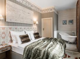 Aries Hotel & SPA Wisła – hotel w pobliżu miejsca Wyciąg narciarski Mały Rachowiec w Wiśle