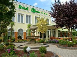 Hotel Renusz, hotel in Gdańsk
