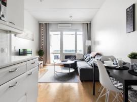 Kotimaailma Apartments Lahti, hotel in Lahti
