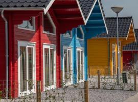 ! NIEUW ! Luxe Chalets in Zeeland aan de kust, cabin in Sint Annaland