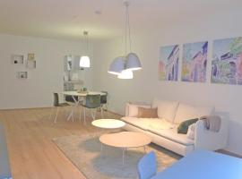 City Office, apartment in Nuremberg