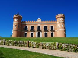 Castillo de Monte la Reina Hotel Rural & Bodega, hotel in Toro