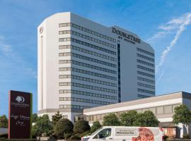 DoubleTree by Hilton Fort Lee/George Washington Bridge, hotel in Fort Lee