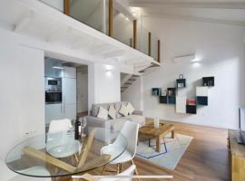 Pastor Design Suites, apartment in Málaga