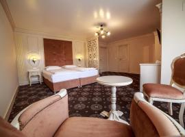 Grădina Mariajelor Hotel, hotel in Câmpulung Moldovenesc