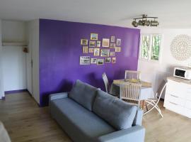 Studio charmant et spacieux au calme, hotel near Memorial Site of Les Milles Internment Camp, Aix-en-Provence