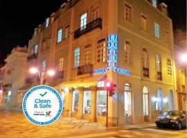 Hotel Alianca, hotel na Figueira da Foz
