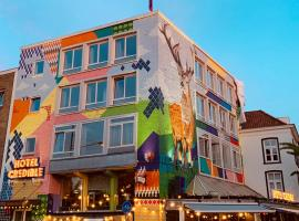 Hotel Credible, hotel en Nimega