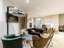 Maison située dans un village provençal, à 15min d'Avignon, hotel in Boulbon