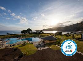 Pestana Bahia Praia Nature & Beach Resort, resort in Vila Franca do Campo