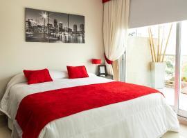 Hotel Master Suite Devoto, hotel near Ministro Pistarini International Airport - EZE, Buenos Aires