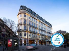 Pestana Porto - A Brasileira, City Center & Heritage Building, hotel in Porto