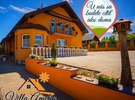 Villa Amelia, guest house in Rajecké Teplice
