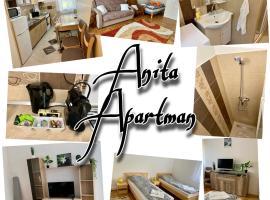 Anita Apartman, magánszállás Hajdúszoboszlón