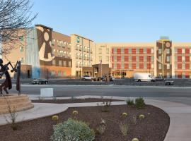 Home2 Suites By Hilton Scottsdale Salt River,斯科茨代爾的飯店