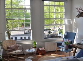 Homeawayhome C&R, apartment in Amsterdam