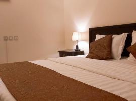 الروشة للوحدات السكنية، فندق في خميس مشيط