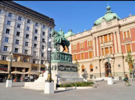 HARMONY LUXURY SUITE: Belgrad'da bir otel