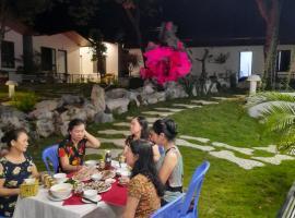 Tran Chau Garden Home, family hotel in Cat Ba