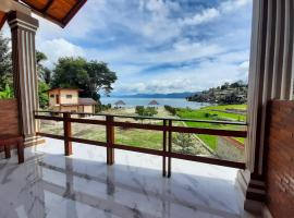 Juma cottages, guest house in Tuktuk Siadong