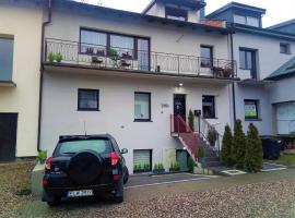 Apartamenty ZACISZE, apartment in Koszalin