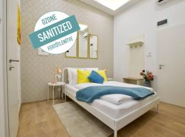 St King 11 by Hi5 Apartments, hotel in Budapest