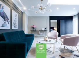 Queen Boutique Hotel, hotel a 4 stelle a Cracovia
