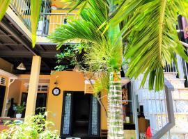 Q' Garden Villa, B&B in Hue